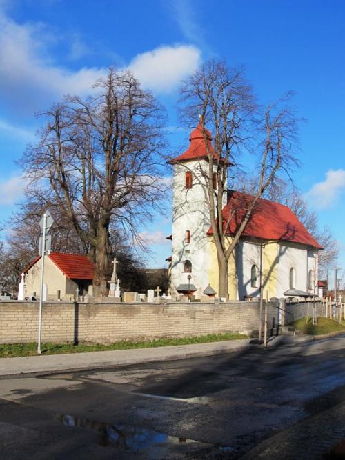 Obec Luboměř