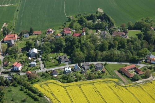 Obec Vražné - native Johann Gregor Mendel 1822